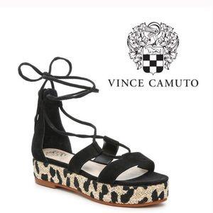 VINCE CAMUTO | Kellia Espadrille Platform Sandal